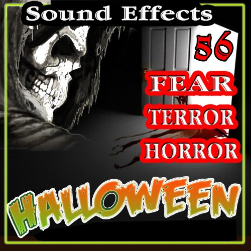 56 Sound Effects Fear Terror Horror Halloween]()