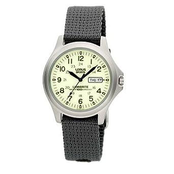 Lorus Reloj Analógico de Cuarzo para Hombre - RXF41AX7: Lorus: Amazon.es: Relojes