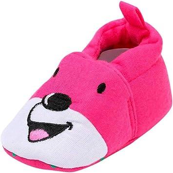 Chaussures bébés Chaussons Cuir Souple,Xinantime Nouveau né
