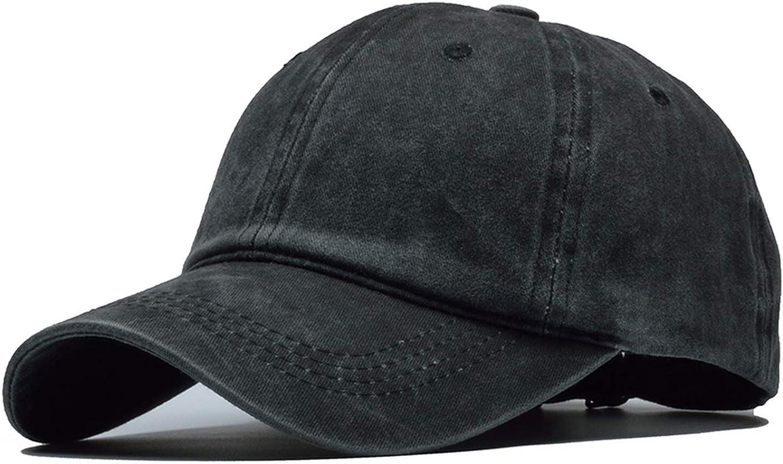 Romantic-cottage Unisex Solid Washed Baseball Cap Bone Feminino Snapback Caps para Hombre Dad Hat Bone Trucker Caps