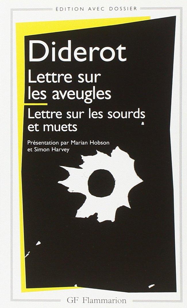 Download Lettre sur les aveugles - Lettre sur les sourds et les muets (French Edition) ebook