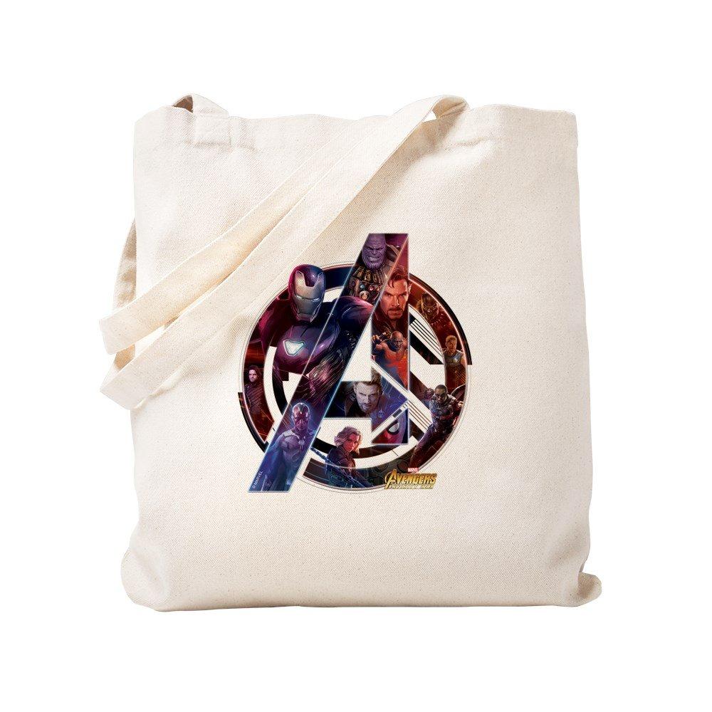 【逸品】 CafePress – – Avengers infinity S infinity Warシンボル – ナチュラルキャンバストートバッグ、布ショッピングバッグ S ベージュ 0245621368DECC2 B07BM2G91S S, 串本町:3c9028db --- arianechie.dominiotemporario.com