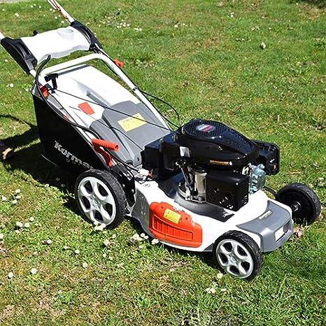 Korman garden - Cortacésped Gasolina autopropulsado 5, 5CV - 196cc ...