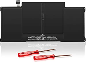 Amanda New Replacement Laptop Battery for MacBook Air 13 inch A1369 A1466 (2017, Early 2015, Early 2014, Mid 2013, Mid 2012, Mid 2011, Late 2010) fits A1377 A1405 A1496
