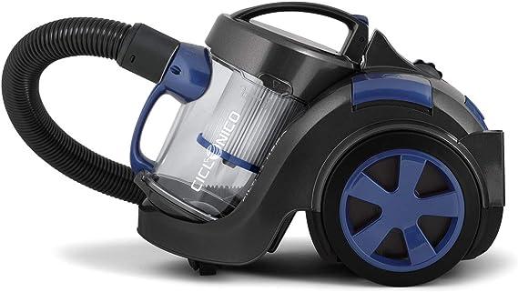 Orbegozo AP 8020 8020-Aspirador sin bolsa ciclónico, depósito de 2L de capacidad, filtro HEPA y regulación de potencia, diseño compacto, 700 W: Orbegozo: Amazon.es: Hogar