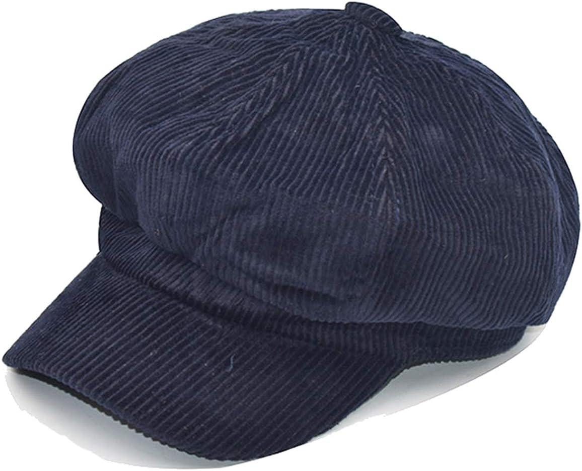 Corduroy Hat Newsboy...