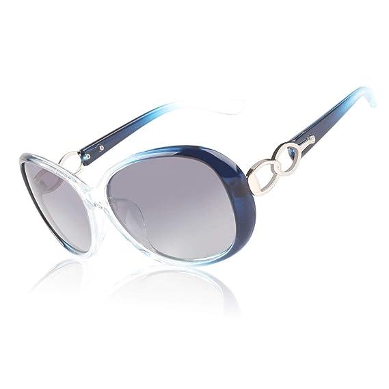CGID MJ85 - Gafas de sol polarizadas para mujer (protección ...