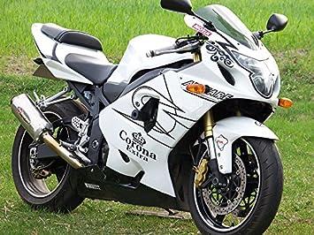 2004 2005 Suzuki GSXR 600 750 GSX-R600 GSX-R750 Racing Side Replacement Mirrors