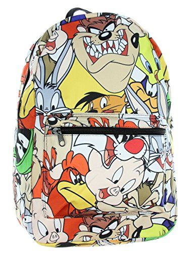 Looney Tunes Backpack all over ()