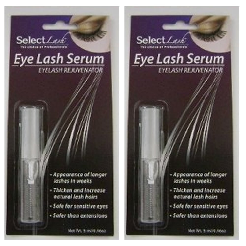 Amazon 2 Eyelash Serum Select Lash 016 Oz X 2 Bottles Body