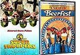 Broken Lizard Set - Super Troopers & Beerfest (Unrated Edition) 2-Movie Bundle