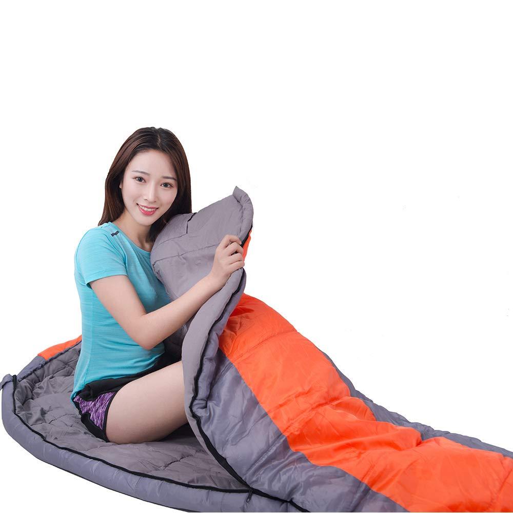 El Saco De Dormir De De Dormir Algodón Caliente Al Aire Libre del Invierno Impermeabiliza La Doble Capa Momificada para El Alpinismo Que Acampa 04b1a8