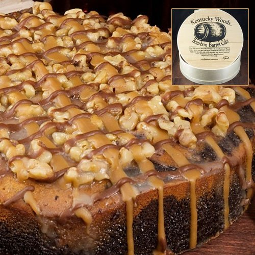 Kentucky Woods Bourbon Barrel Cake (3.2 pound)