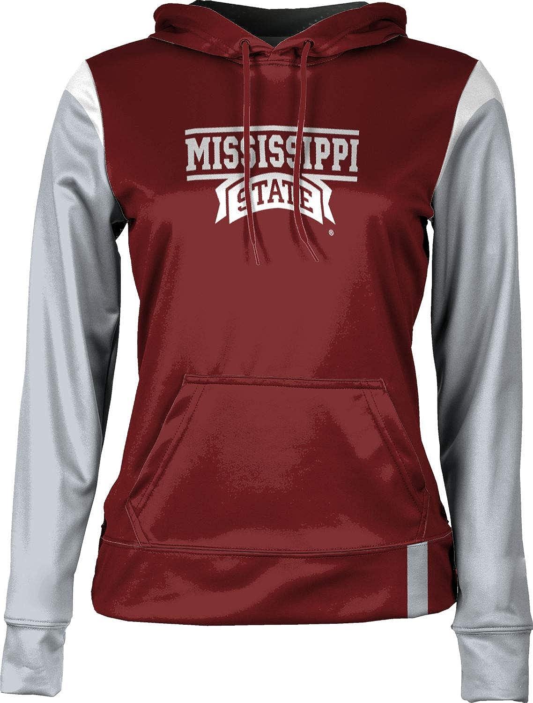 School Spirit Sweatshirt Tailgate ProSphere Mississippi State University Girls Pullover Hoodie