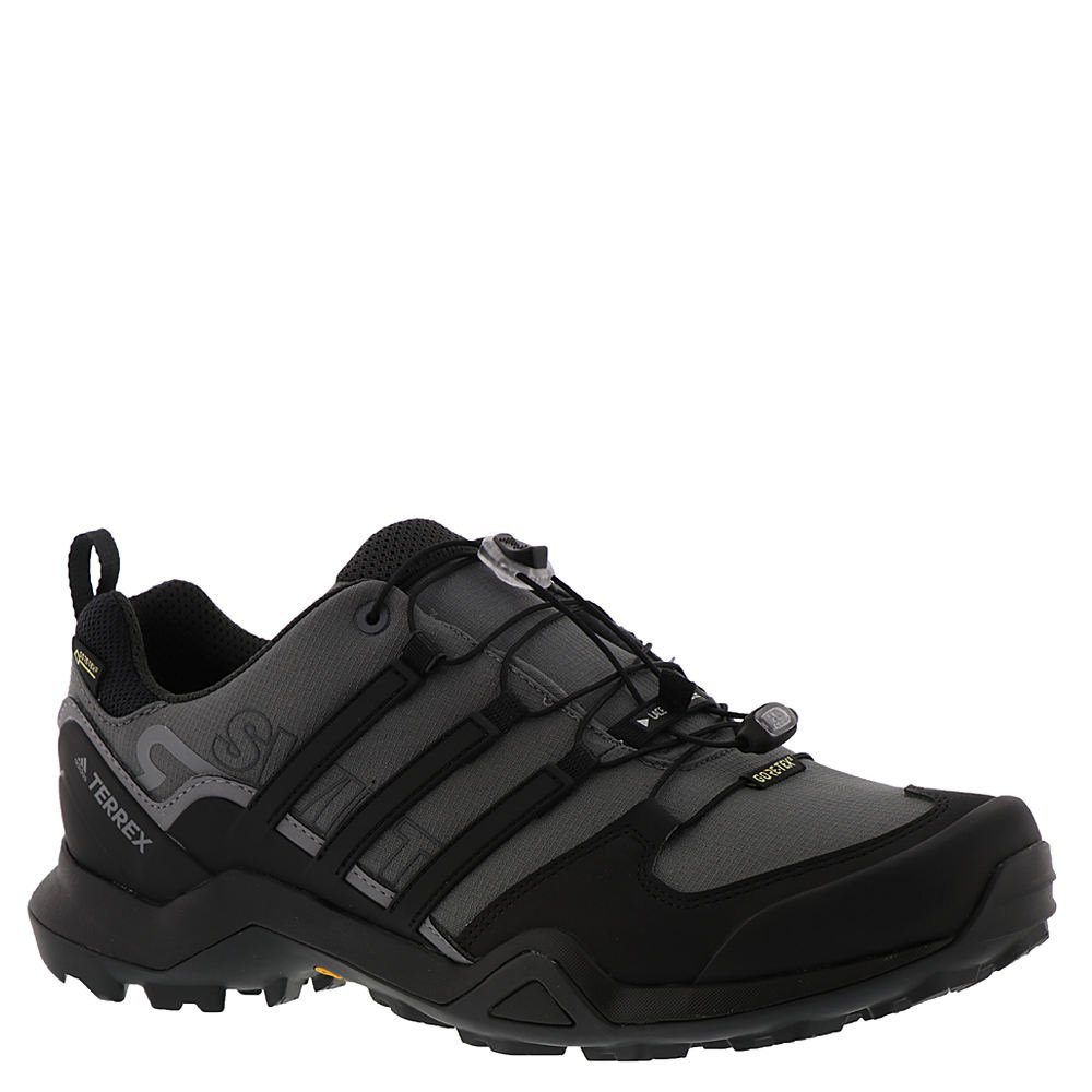 c5bf9bca982b5 Galleon - Adidas Outdoor Men s Terrex Swift R2 GTX¿ Grey Five Black Carbon  10 D US