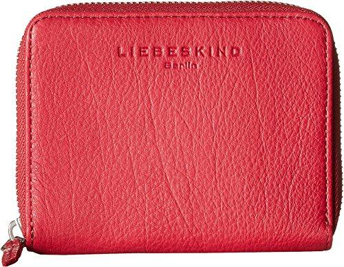 Liebeskind Conny R Geldbörse Leder 13 cm cherry blossom red