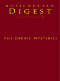 The Orphic Mysteries: Digest (Rosicrucian Order AMORC Kindle Edition) (English Edition)