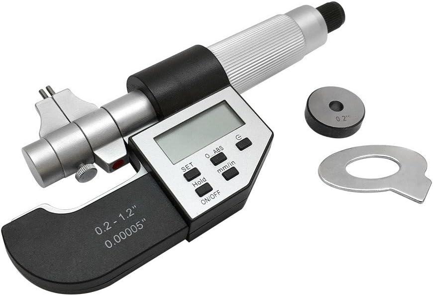 DBM IMPORTS Digital Electronic Inside Micrometer 0.2-1.2