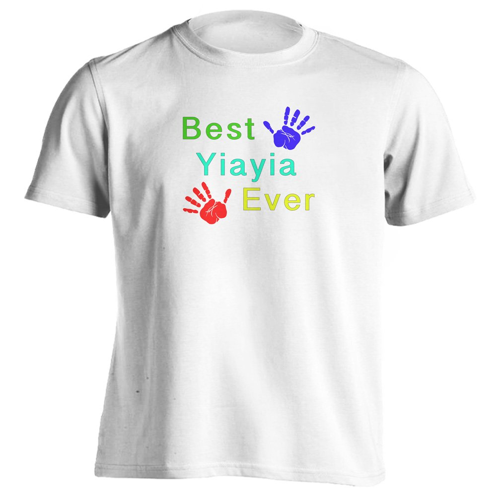 You Ve Got Shirt Best Yiayia Ever Mothers Day T Shirt Short Sleeve T Shirt 1322