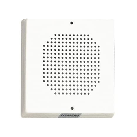 Siemens SET-W 500-636056 Wall Mount Notification Alarm ...