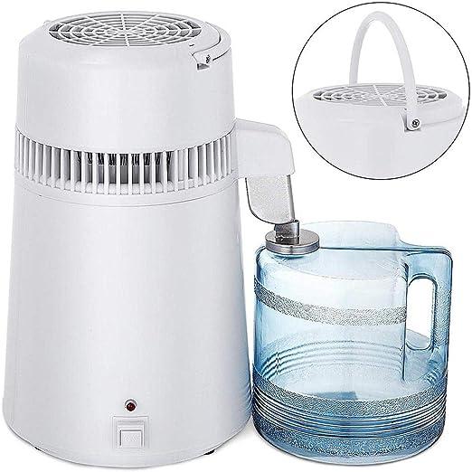 Purificador de aire filtro de cerámica del grifo lavable cafetera cafetera filtro de agua de la cocina Mini filtro de eliminación de óxido bacterias reemplazo del filtro de agua purificador: Amazon.es: Hogar