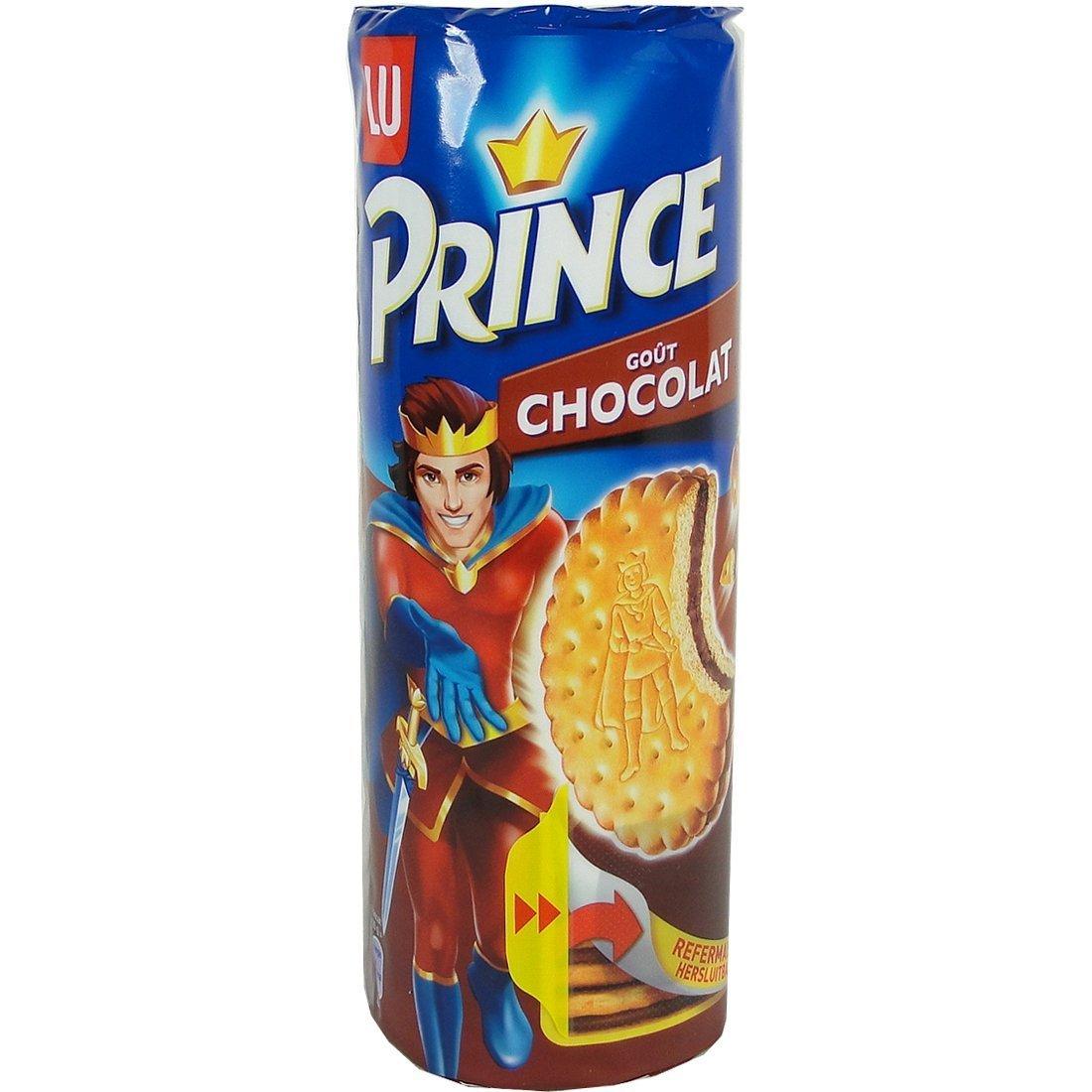 Choco Prince Lu French Chocolate Cookie 300g … (2 PACK)
