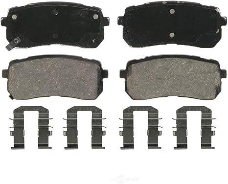 2010 2011 2012 For Hyundai Veracruz Front and Rear Ceramic Brake Pads