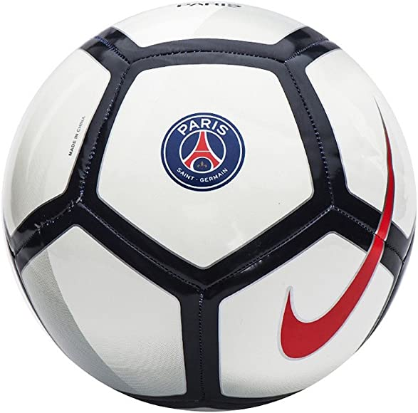 Nike Paris Saint-Germain Pitch – Balón de fútbol Unisex, White ...