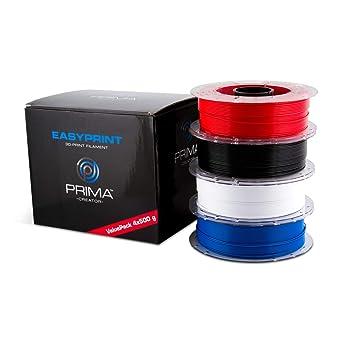 Primacreator Pc-epla-175 1.75/mm 4/x 500/g 4/x 0500-neon Easyprint PLA Neon