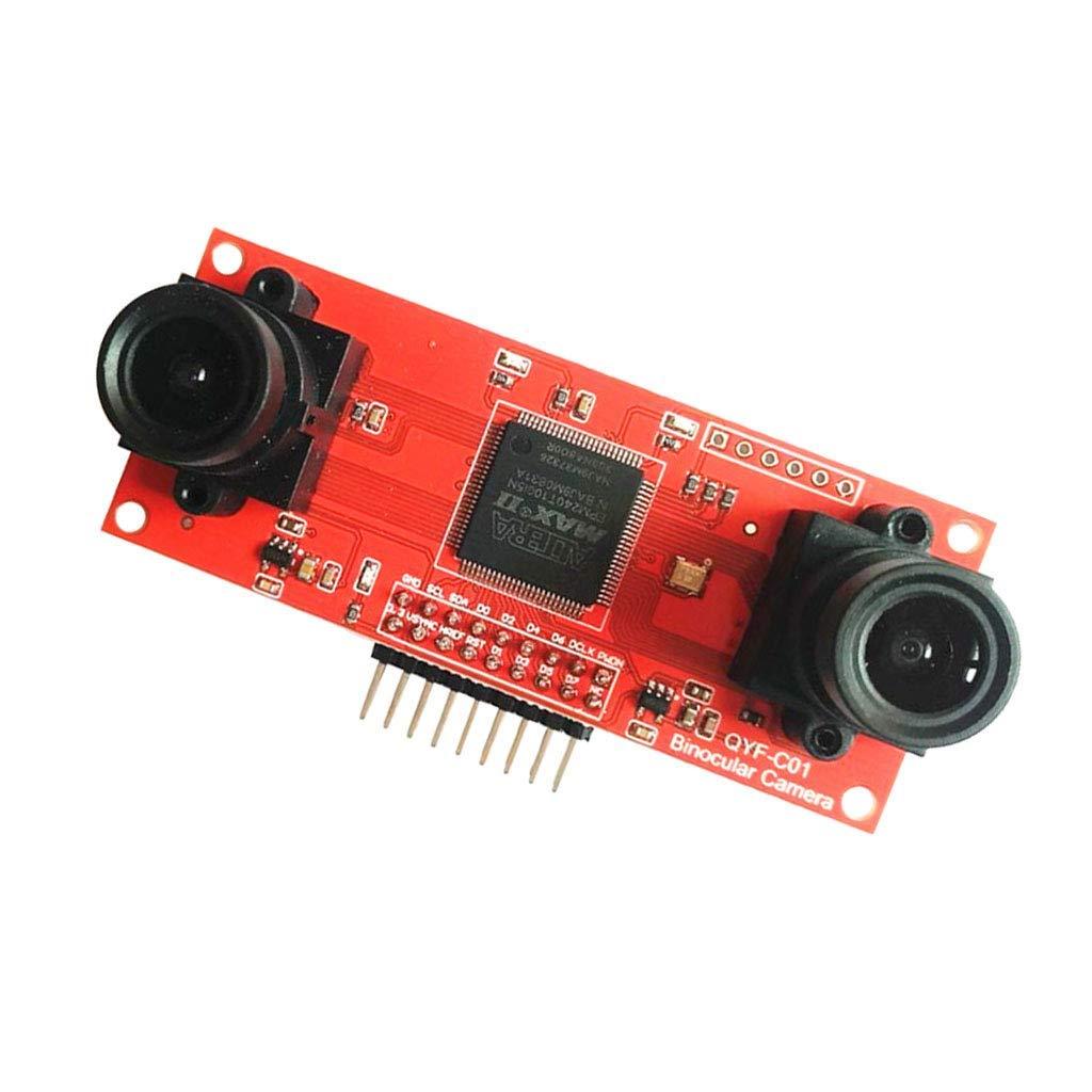 nouler Sensor de Imagen de Lente de blindaje de cámara Mini módulo Juler Arducam de Omnivision