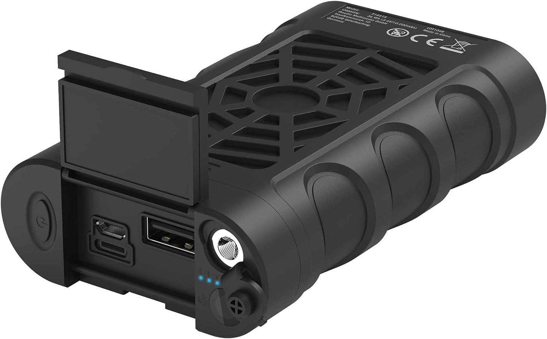 Xlayer Powerbank Plus Outdoor 10 050 Mah Externer Akku Elektronik