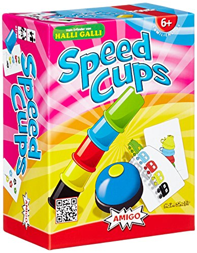 Cups speed (Speed Cups) / Amigo / Haim Shafir (Japan import / The package and the manual are written in Japanese) by ToyCentre