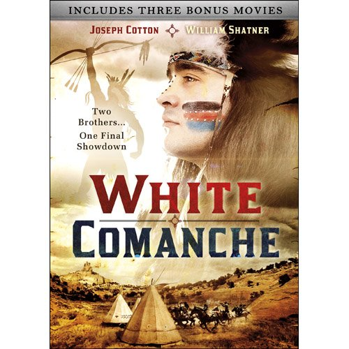 White Comanche Includes Bonus Movies: Great American West / Kentucky Rifle / Bells of San Angelo