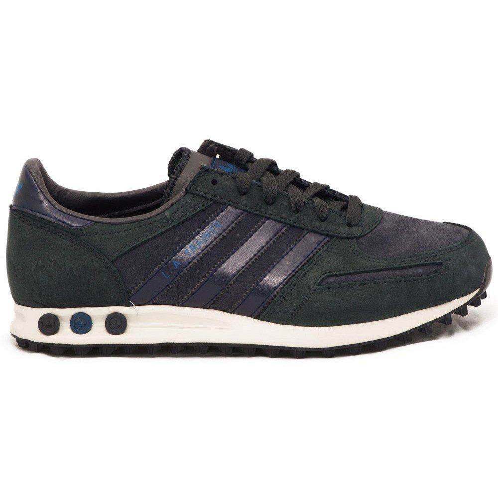 efb06bbf426fa adidas LA Trainer Carbon: Amazon.co.uk: Shoes & Bags