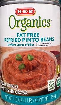 HEB Organics Refried Beans