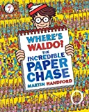 img - for Where's Waldo? The Incredible Paper Chase book / textbook / text book