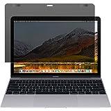 TSdrena 覗き見防止プライバシーフィルター マグネット式 MacBook 12インチ用[対応モデル:A1534] PCM-PF120WMB-M