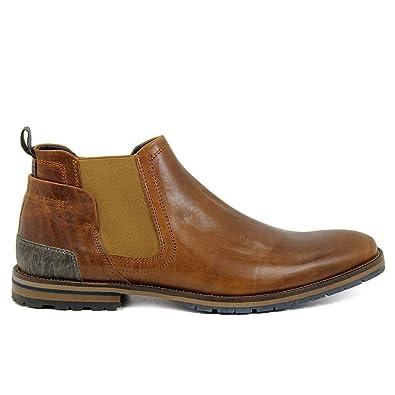b3d2935462cf62 Bullboxer, Bottes pour Homme: Amazon.fr: Chaussures et Sacs