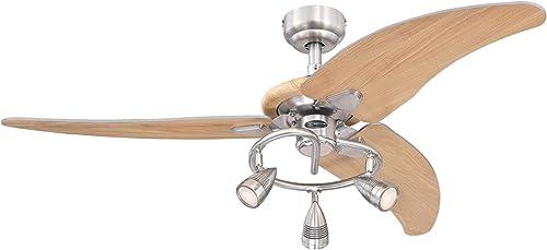 Westinghouse Lighting 7235700 Elite Indoor Ceiling Fan