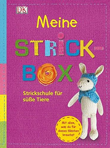Meine Strick-Box: Strickschule für süße Tiere