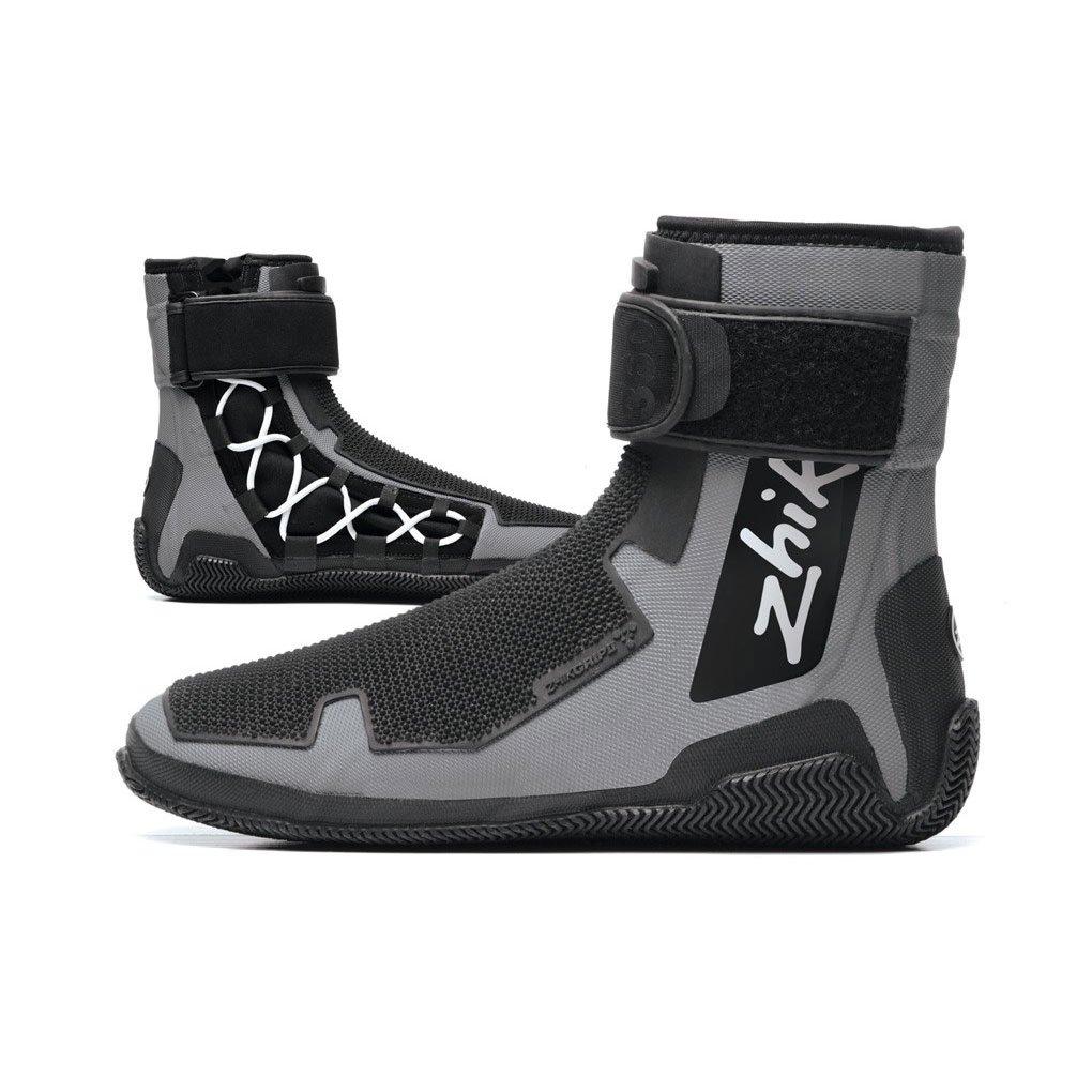 360 ZhikGrip Race Hiking Boot - US Sizes Black 8 by Zhik