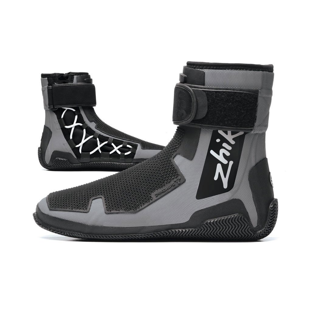 Zhik 360 Zhikgrip 2 High Cut Race Sailing Boots 7 by Zhik