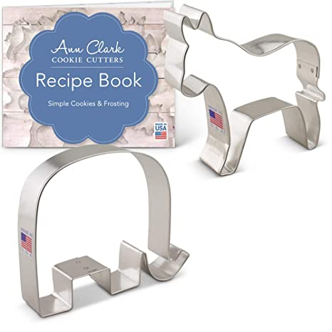 Amazon.com: Ann Clark Político elección Cookie Cutter Set ...