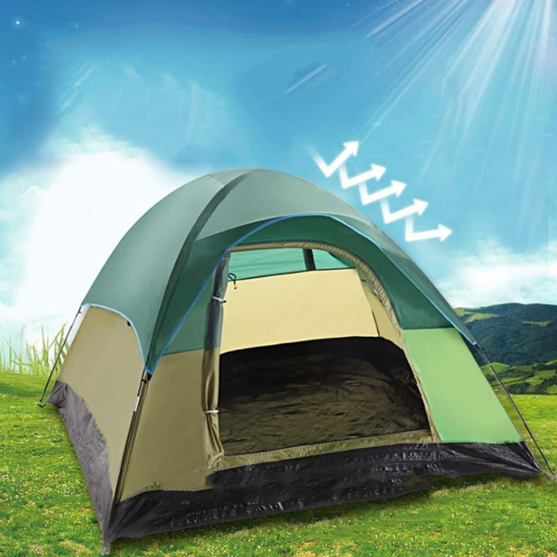 JESSIEKERVIN YY3 Zelt für 3 Personen und für 4 Personen für und Camping im Freien d2b54e