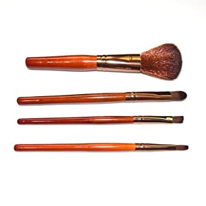 OVERMAL 4PCS Makeup Brushes Set-Eyeshadow Brush