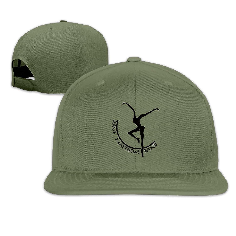 Womens Summer Caps Dave Matthews Snapback Hats Black