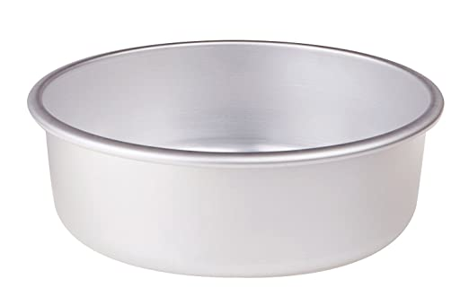 25 opinioni per Agnelli AGN820V28 Tortiera Conica, Alluminio, Grigio, 28 x 28 x 8 cm