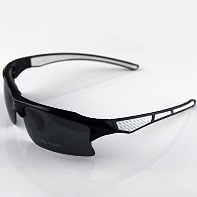 5da20afaeae3 Image Unavailable. Image not available for. Color  THG Cycling Wrap Running  Outdoor Sports Sunglasses Men Women ...