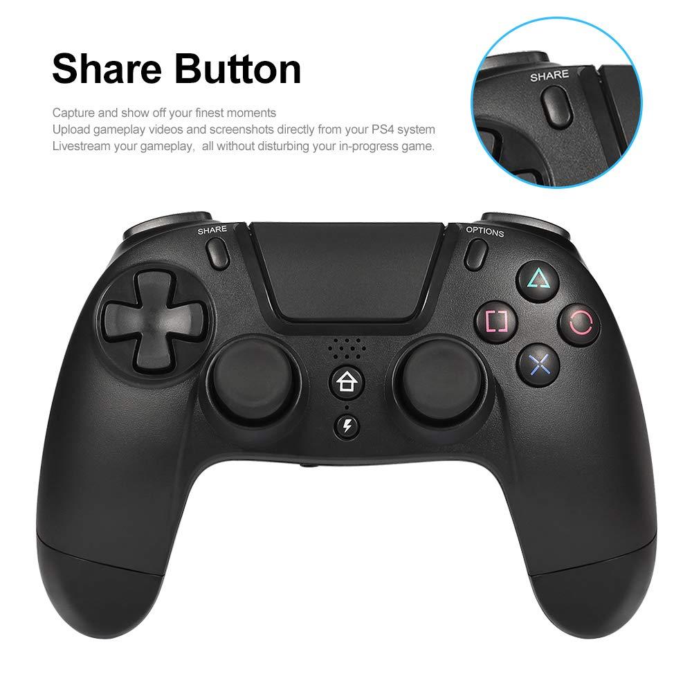 Amazon.com: Delymc PS15 - Controlador inalámbrico para PS4 ...