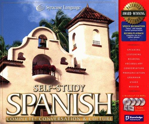 Self-study Spanish
